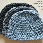 Half Double Crochet Hat by Oombawka DesignHalf Double Crochet Hat by Oombawka Design