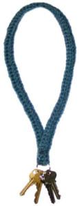 Lanyard Pattern by Rachel Choi of Crochet Spot