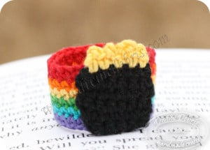 Pot of Gold Ring by Divine Debris