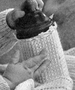 Bottle Cover #5060 by Free Vintage Crochet