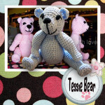 Tessie Bear by Designs from Grammy's Heart, with Love