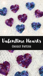 Valentine Hearts by Gleeful Things