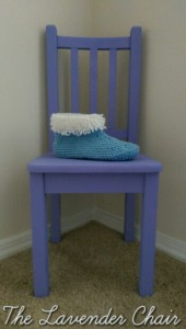 How to Make the Loop Stitch by Dorianna Rivelli of The Lavender Chair