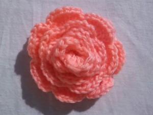 Crochet Rose by aamragul of Crochet/Crosia Home