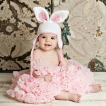 Easter Bunny Hat by Jenny and Teddy