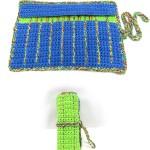 Crochet Hook Roll Case by Goddess Crochet