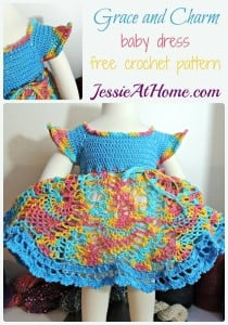 Grace and Charm Baby Dress by Jessie At Home
