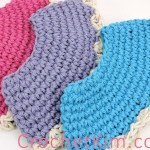 Nursing Privacy Cozy Cover by Kim Guzman of CrochetKim