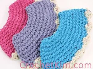 Nursing Privacy Cozy Cover by Kim Guzman of CrochetKim
