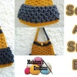 Scale and Shell Bag by Meladora's Creations