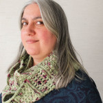 Spring Sampler Infinity Scarf by Marie Segares/Underground Crafter