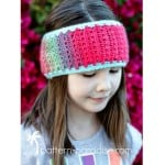 Star Stitch Earwarmer by Pattern Paradise