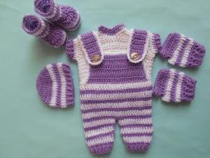 Doll Set by aamragul of Crochet/Crosia Home
