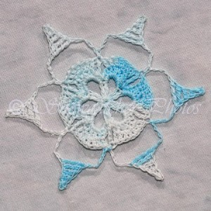 Fraternal Snowflake by Snowcatcher