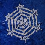 Serenity Snowflake by Snowcatcher