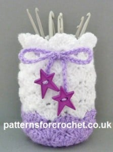 Jar Cover by Patterns For Crochet