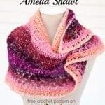 Amelia Shawl by Moogly