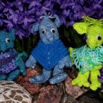 Troll Poncho Patterns by Snowcatcher