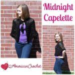 April Capelette by American Crochet