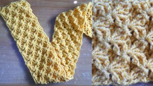 Shining Star Crochet Stitch by Meladora's Creations