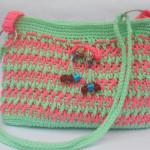 Ladies Fancy Bag by aamragul of Crochet/Crosia Home