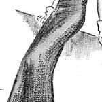 Mesh Skirt by Free Vintage Crochet
