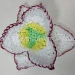 Amaryllis Snowflake by Snowcatcher