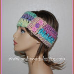 The Ladder Headband and Video by Sara Sach of Posh Pooch Designs