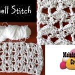 Lacy Shell Stitch by Meladora's Creations