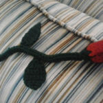 Rosebud by Crochet Fanatic