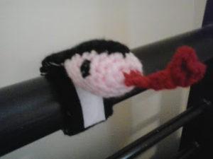 Wrist Rattlesnake by Crochet Fanatic
