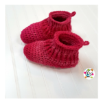 Infinity Happy Feet Slippers by Snappy Tots