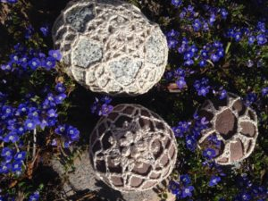 Garden Snowflakes by Snowcatcher