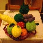 Fruits by Crochet Fanatic
