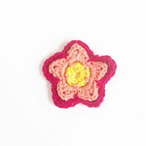 Another Flower by Annemarie's Crochet Blog