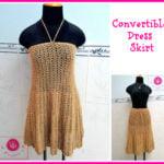Convertible Dress / Skirt by Maz Kwok's Designs