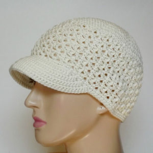 Blossom Cap by CrochetN'Crafts