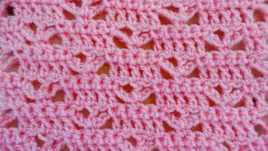 Graceful Blanket Stitch by Meladora's Creations