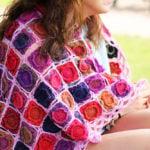 Primrose Blanket by Haak Maar Raak