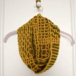Layers of Texture Infinity Scarf by Marie Segares/Underground Crafter