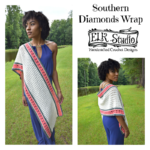 Southern Diamonds Wrap CAL by Kathy Lashley of ELK Studio