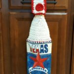 Texas Towel Topper by American Crochet