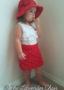 Weeping Willow Skirt - Infant/Toddler/Child by Dorianna Rivelli of The Lavender Chair