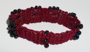 Marlena Bracelet by Candace for Crochet Spot