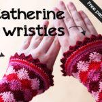 Catherine Wristies by Haak Maar Raak