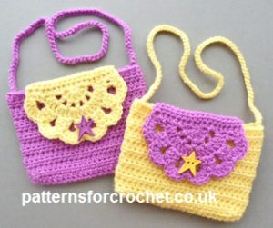 Child's Purse by Patterns For Crochet