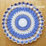 Round Doily by Patterns For Crochet