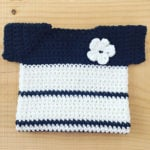 Baby Sweater by Annemarie's Crochet Blog