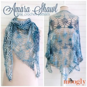 Amara Shawl by Moogly