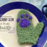 Dish Scrubbing Gloves for Kids by Stitch11